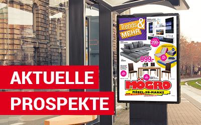 aktuelle prospekte gallery of bruckwilder magazin. Black Bedroom Furniture Sets. Home Design Ideas
