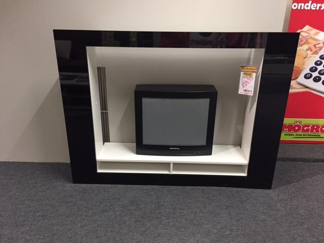 tv medienwand ede m gro. Black Bedroom Furniture Sets. Home Design Ideas